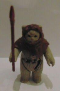 Vintage Star Wars Chief Chirpa Action Figure