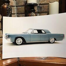 1961 LINCOLN CONTINENTAL SEDAN NEW FASHION LEADER LUXURY CAR 12X18 PHOTO POSTER