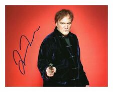 QUENTIN TARANTINO AUTOGRAPHED SIGNED A4 PP POSTER PHOTO PRINT 1