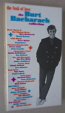 3 CD SET   ** THE LOOK OF LOVE. THE BURT BACHARACH COLLECTION  ** RHINO RECORDS