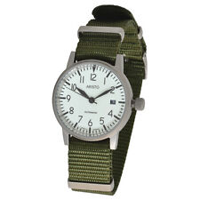 ARISTO Unisex Automatic Wrist watch 3H41 Hunter 90 green Fabric band 10ATM DP24