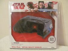 2017 STAR WARS VIRTUAL REALITY GOGGLES COSMIC SHELL WINN DIXIE
