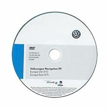 Volkswagen GPS Software for 1000 SD Card