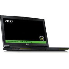 MSI WT72 2OL 1246 Intel i7 4720HQ 16GB 1TB HDD 128GB SSD Win7 Pro