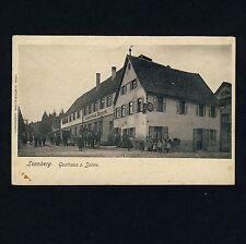 LEONBERG Gasthaus zur Sonne * AK um 1900