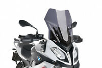 PUIG TOURING SCREEN BMW S1000 XR 15-18 DARK SMOKE
