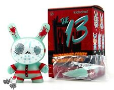 Mad Butcher #1 - Kidrobot The 13 Horror Comes Slithering Back by Brandt Peters