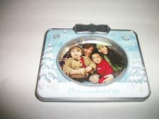 NEW Hallmark 2014 Our Christmas Photo Ornament It's Wonderful Life Hard to Find