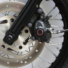 Bremssattel Cover 3D Harley Davidson Sportster Modelle Typ 2 / Rahmen Rot