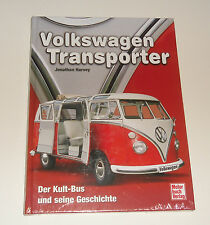 Volkswagen VW Bus / Transporter T1, T2 + T3 - Der Kult-Bus Und Seine Storia
