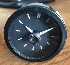Analogue Time Clock Dash Instruments Land Rover Defender 12V VDO Instrument 52mm