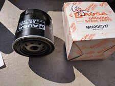 Filtro OLIO AUSA P/N MN000027