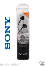 Sony MDR-EX110LP In-Ear Stereo Headphones Powerful Bass Black EX110LP Earphones