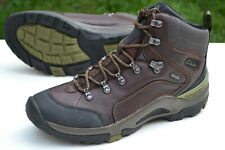 Clarks BNIB Mens Walking Hiking Boots OUTRIDE HI GTX Brown Leather UK 7 / 41