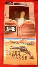 YAMATO WILD WESTERN PEACE MAKER BOUNTY HUNTER GEORGE FIGURE CLINT EASTWOOD MIB