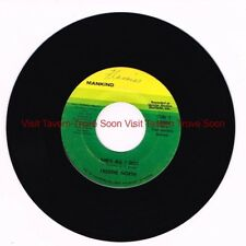"MANKIND 12004 Freddie North – She's All I Got VG+/VG+ 7"" EP"