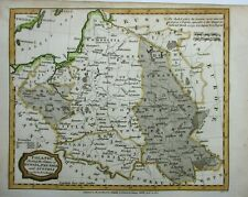 Antique Map of Poland by James Barlow 1806