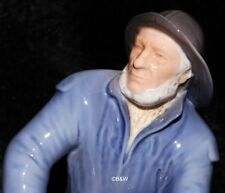 "BING&GRONDAHL / ROYAL COPENHAGEN FIGUR #2370 ""OLD FISHERMAN SKAGEN"" TOP 1. WAHL"
