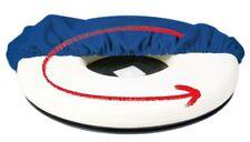 SS-2780 360° Rotation Compact Portable Swivel Donut Seat Cushion , ABS Base