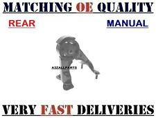 FOR TOYOTA AVENSIS 1.6 1.8 97 98 99 2000 01 02 03 REAR BACK ENGINE MOUNT