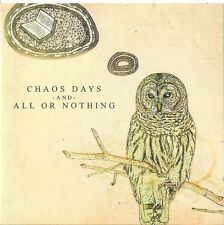 CHAOS DAYS - AND - ALL OR NOTHING - SPLIT EP / CD / NEU