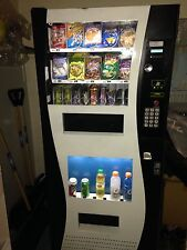 Genesis Go-380 Go380 Combo Snack /Soda Vending Machine