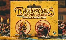 Defenders of the Realm: Demon Minion Expansion Unpainted