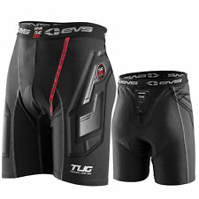L Large EVS TUG Kids Compression Impact Shorts MX Motocross Armour Motorbike