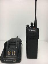 MOTOROLA XTS5000 MODEL I UHF 380-470mhz 48ch P25 DIGITAL RADIO H18QDC9PW5AN HT