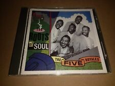 THE FIVE ROYALES * THE ROOTS OF SOUL * CD ALBUM EXCELLENT 1987