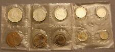 1970 Russia (9) Coins Mint Set, Original Package-Leningrad Mint! Extremely Rare!