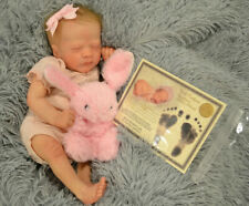 Hyper realistic Realborn Bountiful Baby Ashley Preemie Reborn Baby Doll
