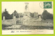 CPA - 45- BEAUME-La-Rolande , the MONUMENT