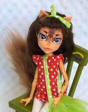 Custom Monster High Doll toralei (Marbel) Repaint By:Stargirl23