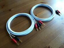 Chord Company Rumour 2 speaker cable - 2.8m pair bananas