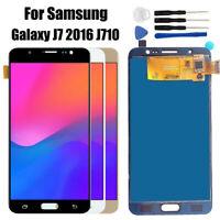 Pour Samsung Galaxy J7 2016 J710 J710FN Écran Tactile LCD Afficher Assemblée DD