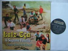 LUIZ ECA & SAGRADA FAMILIA ONDA NOVA DO BRASIL / REISSUE