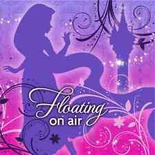 Tangled Sparkle Disney Princess Rapunzel Birthday Party Paper Beverage Napkins