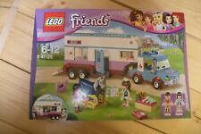 Lego Friends - 41125 - La remorque à chevaux du vétérinaire - NEUF Scellée