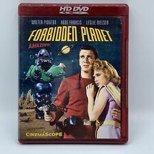 Forbidden Planet (Hd-Dvd, 2006) Classic Sci Fi Movie Anne Francis