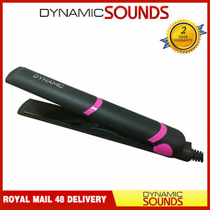Dynamic DS-6002 Mini Salon Ceramic Travel Hair Straightener Multi Voltage