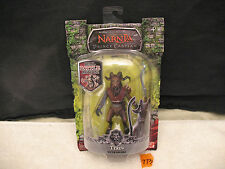 "The Chronicles Of Narnia Prince Caspian TYRUS w/Sword 3.75"" Action Figure NEW"