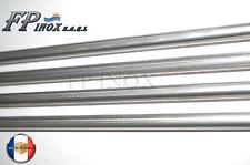 Tube inox ( Lot de 4 ) Roulé Soudé 10mm x 1mm x 1 mètre inox 316 L