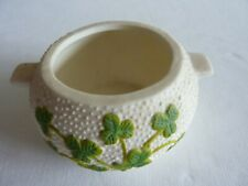 Small Bowl Decorated with Shamrocks