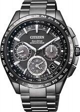 CITIZEN Eco-Drive GPS satellite radio clock F900 double direct flight CC9017-59E