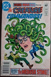 Weird War Tales #112 VF 8.0 (DC 1982)