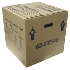 LePage's USPS Moving and Storage Carton 14 In. x14 In. x14 In., Each