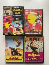3er Pack SHAOLIN BOX Spezial Edition DVD