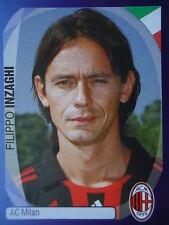 PANINI 23 FILIPPO INZAGHI AC MILAN UEFA CL 2007/08