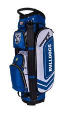 NRL Deluxe Cart Golf Bag (Bulldogs)